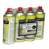 4 Pack CRV Gas Canisters