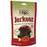 Jerkeez Chewy BBQ Chicken Dog Treat