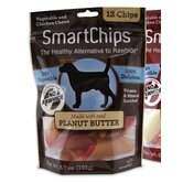Smartchips Peanut Butter Dog Chews (Set of 12)