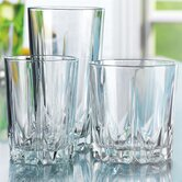 Grand Diamond 18-Piece Drinkware Set