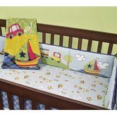 Going Places Crib Bedding Collection