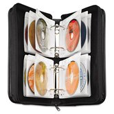CD/DVD Expandable Binder, Holds 48 Disks