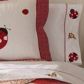 Lady Bug Yard Sheet Set