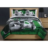 Football Running Back Bedding Set
