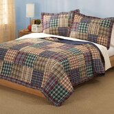 Bradley 3-Piece Quilt Set