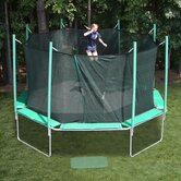 16 ft. Octagon Trampoline with Enclosure