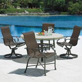 Exeter Sling 5 Piece Dining Set