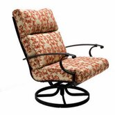 Manor Deep Seating Lounge Chair with Cushion