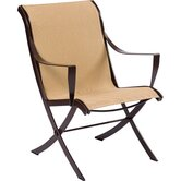 Cromwell Sling Dining Arm Chair