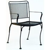 Constantine Stacking Dining Arm Chair