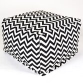 Zig Zag Ottoman