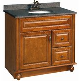 Montclair 36&quot; x 21&quot; Single Door Vanity Cabinet