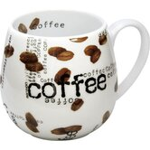 Snuggle Coffee Collage 12 oz. Mug (set of 2)