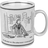 The New Yorker No, Thursday's Out Mug
