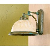 Rustik Marble One Light Wall Sconce