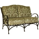 Ashbury Love Seat with Cushion