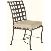 Classico Dining Side Chair with Cushion