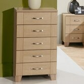 Rio 5 Drawer Chest