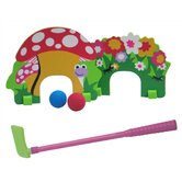 Garden Party Mini Combo Golf Game Set