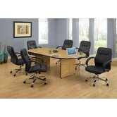 Conference Table with Optional Executive/Conference Chairs