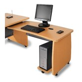 "Milano 27.6""H  x 47.2""W Desk Return"