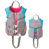 Neoprene Flex-Back Child's Life Vest