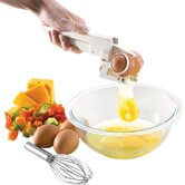 EZ Egg Cracker and Separator (Set of 2)