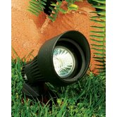 1 Light Directional Landscape Spotlight with Hood