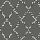 Candice Olson II Dimensional Surfaces Moroccan Trellis Wallpaper