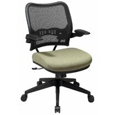 AirGrid Back Space Seating Deluxe Office Chair