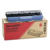 FO29ND Toner/Developer Cartridge, Black