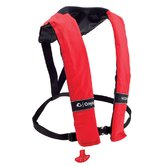 M 24 Manual Inflatable Universal Life Jacket PFD in Red