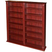 CD / DVD / Video Media Storage Shelves Extra Large Unit