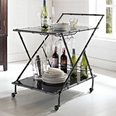 Powell Furniture Serving Carts
