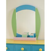 Sunday Funnies Dresser Mirror