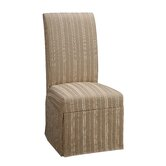 Classic Seating Parson Chair Skirted Slipcover