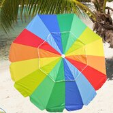 6.5' Fiberglass Beach Umbrella