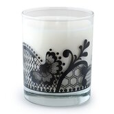 Zuz Design Filigree Candle