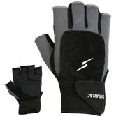 Rip Mens Fitness Glove in Gray / Black