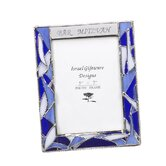 Art Glass Bar Mitzvah Frame