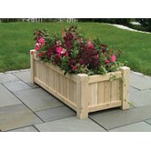 Lazy Hill Farm Rectangle Standard Planter