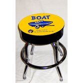 Busted Knuckle Garage Kid's Swivel Boat Stool