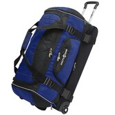 30&quot; 2-Wheeled Drop-bottom Travel Duffel