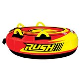 Rush 40&quot; Snow Tube in Yellow and Red
