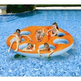 Party Island Inflatable Raft
