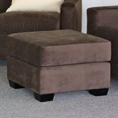 Daniel Cube Ottoman