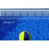 "Do-It-Yourself Classic 6"" Monaco Pattern Borderlines Pool Makeover Kit"