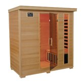 4 Person Carbon Sauna