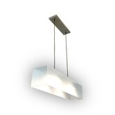 White Acrylic Hanging Lamp