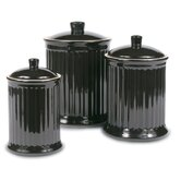 Simsbury 3 Piece Canister Set